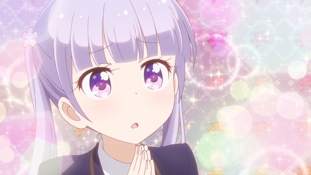 NEW GAME!!-4