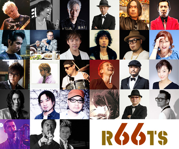 """『おそ松さん』2期EDテーマを歌うのは超豪華な""""ROOTS66"""""""