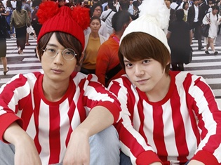 江口拓也さん&内田雄馬さんのバラエティ番組「空想写真問題ピクチャイズ」を無料で楽しめるキャンペーン開催決定! その他、会員向け企画も!