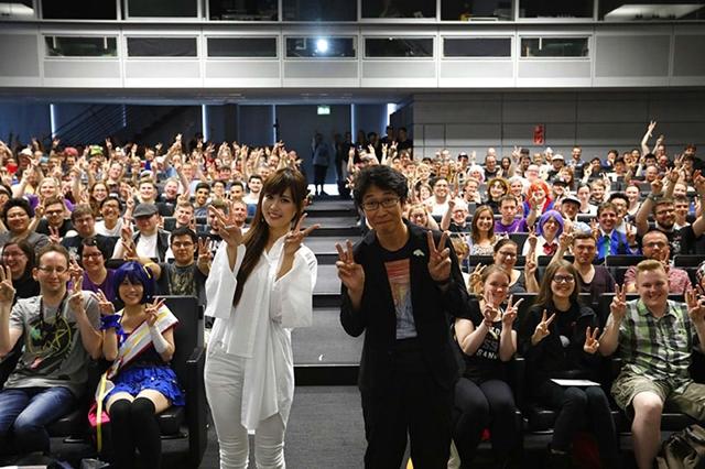 『ヴァイオレット・エヴァーガーデン』EUプレミアレポ&新PV公開