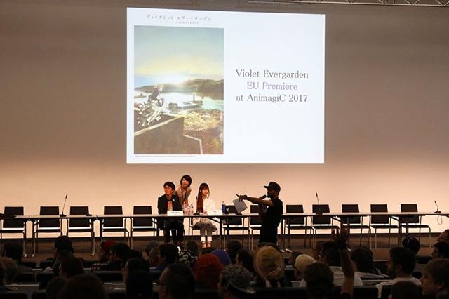ヴァイオレット・エヴァーガーデン-2