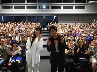 TVアニメ『ヴァイオレット・エヴァーガーデン』AnimagiC2017での第1話EUプレミアイベントレポート&PV第2弾公開!