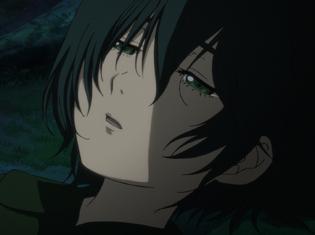 TVアニメ『地獄少女 宵伽』第5話「風の歌が聞こえる」より場面カット到着!事故の原因を知るミチルは……