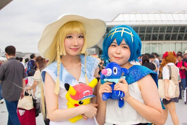 夏コミ2日目から美女コスプレをフォトレポート【コミケ92】