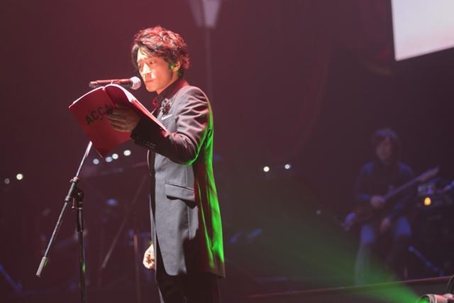 ▲津田健次郎さん