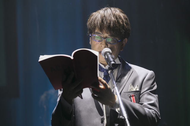 ▲緑川光さん