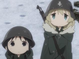 『少女終末旅行』のティザーPVが公開! 尾崎隆晴監督と原作者のつくみず先生からのコメントも到着!