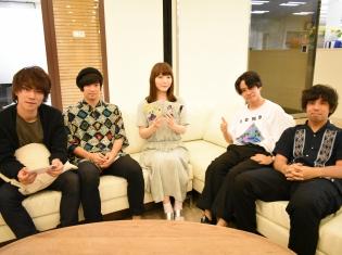 『恋と嘘』花澤香菜さんがフレデリックとラジオで共演、音楽とアニメの境界を超えたシンパシーを語り合う! ラジオは本日26時から!