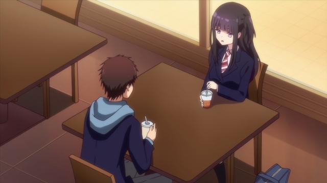 『捏造トラップ-NTR-』第8話より、先行カット公開! メイド喫茶で働く蛍に遭遇した由真、なぜかバイト体験をすることに……-4