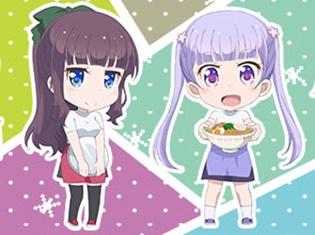 宅麺.com×NEW GAME!!×人気ラーメン店! TVアニメ『NEW GAME!!』と人気ラーメン店のコラボレーションが実現!