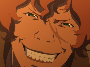 『神撃のバハムート VIRGIN SOUL』第18話より先行場面カットが到着! ニーナが自由に変身できるようになったと知ったアザゼルは……