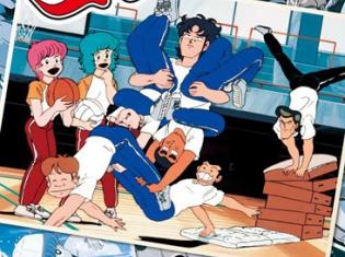 一世を風靡したアニメ『ハイスクール!奇面組』のセレクションDVD&初となるBlu-ray BOX発売決定!