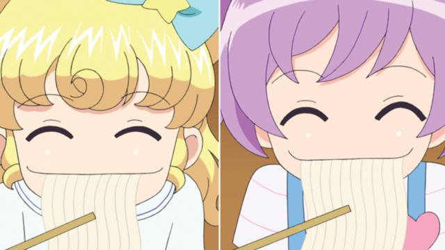 アイドルタイムプリパラ ドキドキ!みちなる麺パラ