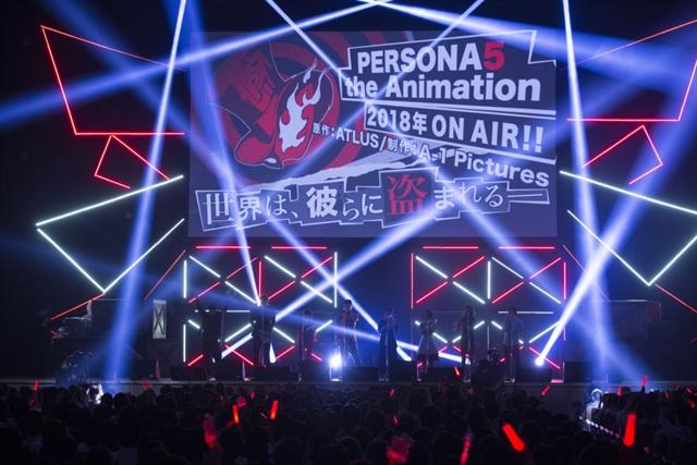 『ペルソナ5』年末特番アニメ「Dark Sun…」より冒頭映像を大公開! アニメイト池袋本店ではキービジュアルを使用したA5クリアファイルを無料配布-38