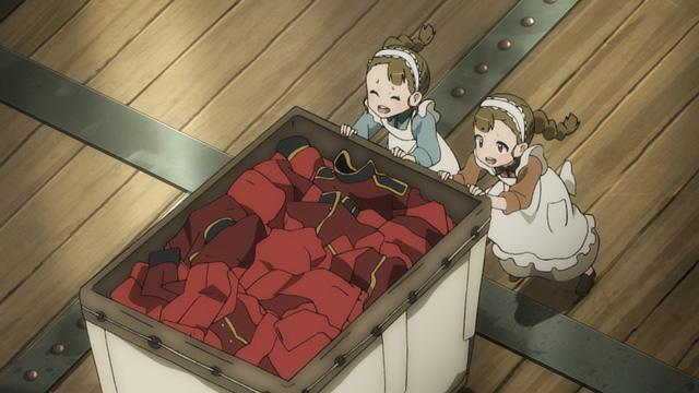 『プリンセス・プリンシパル』第7話より先行場面カットが解禁