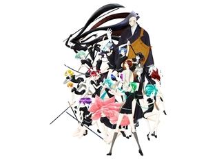 TVアニメ『宝石の国』黒沢ともよさん・小松未可子さん・茅野愛衣さんら声優18名が解禁! 10月7日よりTOKYO MXほかで放送開始