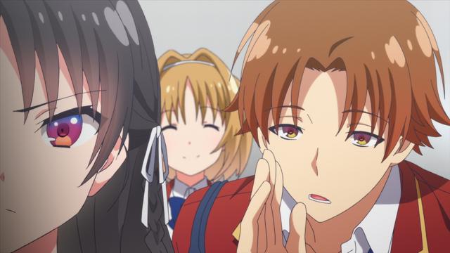 TVアニメ『ようこそ実力至上主義の教室へ』千葉翔也×M・A・O対談―佐倉が活躍した4~6話で二人が想ったコトの画像-5