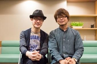 ▲左から成田剣さん、興津和幸さん
