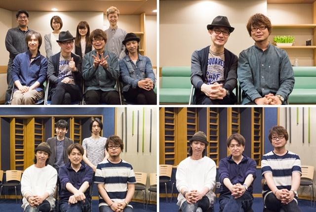 『恋する暴君』緑川光さんらのドラマCD収録後インタビューが到着!