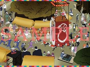 映画『夜は短し歩けよ乙女』Blu-ray&DVDの追加特典が決定! 花澤香菜さんら出演声優4名が選んだ場面写ポストカードなどが封入!
