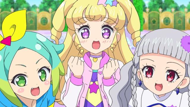 伊達朱里紗さん、大地葉さん、幸多みちるさんが『アイドルタイムプリパラ』初のキャラソンCDの聞き所を語る!の画像-8