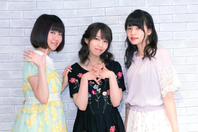 伊達朱里紗さん、大地葉さん、幸多みちるさんが『アイドルタイムプリパラ』初のキャラソンCDの聞き所を語る!