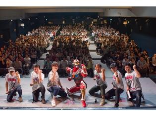 『電光超人グリッドマン』緑川光さん登壇のSPイベント「グリッドマンスペシャルナイト」より、公式レポート到着