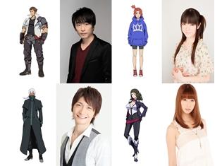 『VANISHING LINE』関智一さん・釘宮理恵さんら声優陣より、収録現場に関するコメント到着! キャラクターデザインも解禁