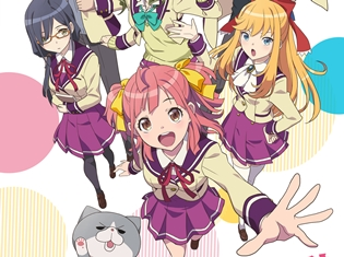 『アニメガタリズ』10月8日からTOKYO MXにて放送開始! OPテーマは「GARNiDELiA」、EDテーマは本渡楓さんら声優陣が担当