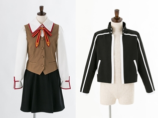 『Fate/stay night [Heaven's Feel]』より、穂群原学園制服とギルガメッシュのジャケットが発売決定!