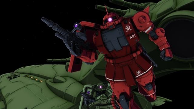 機動戦士ガンダム THE ORIGIN(ジ・オリジン)-17
