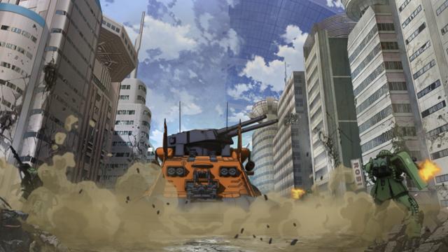 機動戦士ガンダム THE ORIGIN(ジ・オリジン)-21