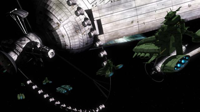 『機動戦士ガンダム THE ORIGIN』第6話「誕生 赤い彗星」劇場公開日が決定