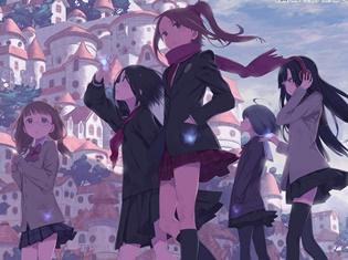 15歳の女の子たちが紡ぎだす青春感動作品! 東映アニメーションのオリジナル長編映画『ポッピンQ』が9月1日より「dTV」で見放題・独占配信開始!