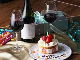 『ユーリ!!! on ICE』「ヴィクトル」のお誕生日を記念した、特別デザインのワインとグラスが9月1日より期間限定発売開始!