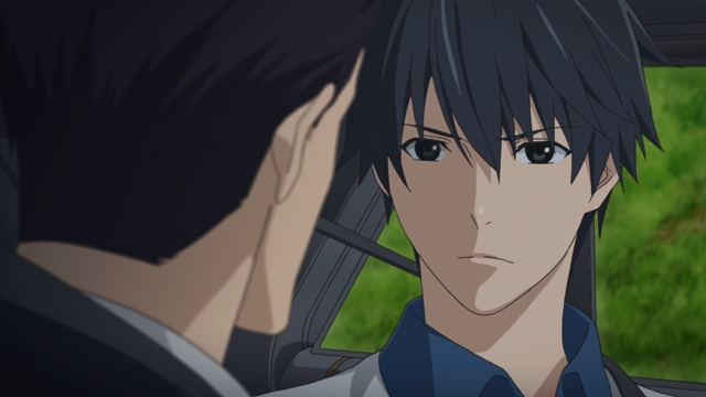 『サクラダリセット』第23話の先行場面カット&あらすじを紹介! 津島信太郎を仲立ちに、浅井ケイと浦地正宗は直接対話をすることに