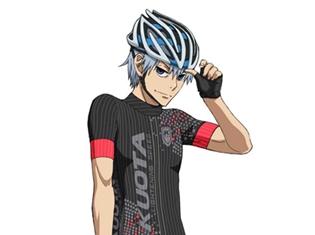 『弱虫ペダル』と世界的自転車メーカー「KUOTA(クオータ)」のコラボが決定! 黒田雪成のコラボビジュアルも解禁