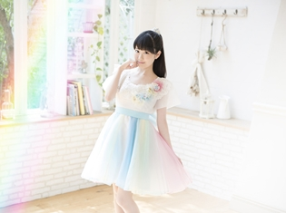 東山奈央さん1stアルバム「Rainbow」収録曲より、「君と僕のシンフォニー」のミュージックビデオが解禁!