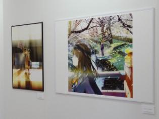 これまでの集大成でもあり、これからのスタートライン──『君の膵臓をたべたい』の装画などを手がけたloundrawさん初個展をレポート&インタビュー