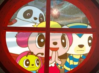 諸星すみれさん・寺崎裕香さんら人気声優出演で、ショートアニメ第3弾『ラララ ララちゃん★ウチュ~にムチュ~★』が10月6日放送決定!