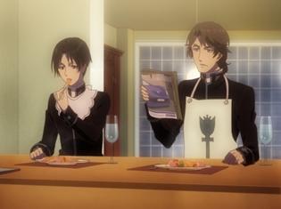 『バチカン奇跡調査官』第9話より先行カット公開! アニメイトAKIBAガールズステーションでは、9月16日からオンリーショップが開催