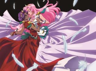 『少女革命ウテナ』TVアニメ放送20周年記念展 ~薔薇と革命の記憶、絶対運命黙示録~ 開催決定! コンプリートブルーレイBOXも発売