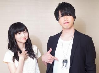 田中美海さんが徳武竜也さんに下克上! 罰ゲームで「ニャン!」と泣くのは……?「京まふ2017」への意気込みを伺った『賭ケグルイ』声優インタビュー