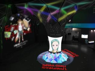 映画公開記念! VR ZONE SHINJUKUにて『交響詩篇エウレカセブン ハイエボリューション』とのコラボを期間限定で開催