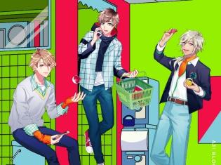 『A3!』春組・夏組ミニアルバムのジャケット写真公開&沢城千春さんや濱健人さんら秋組キャストによる生放送決定!