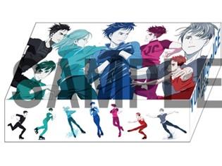 『ユーリ!!! on ICE 4DX』上映初日に、豊永利行さん登壇の舞台挨拶が決定! さらに描き下ろしイラストを使用した、来場者特典も明らかに。
