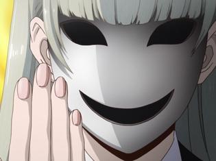 TVアニメ『賭ケグルイ』第10話「選択する女」よりあらすじ&先行場面カットが到着! 豆生田と夢子に「選択ポーカー」を提案する副会長だったが……