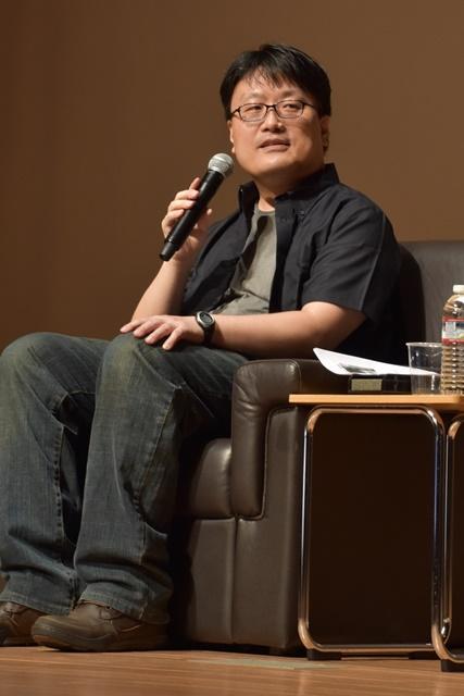▲『SAO』作者・川原礫氏
