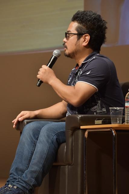 ▲『鉄拳』シリーズや『サマーレッスン』のプロデューサー・原田勝弘氏