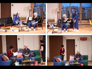 鳥海浩輔さんと中村悠一さん、「相性が良い」2人が軽快すぎるトーク!「AD-LIVE 2017」千葉公演2日目レポート